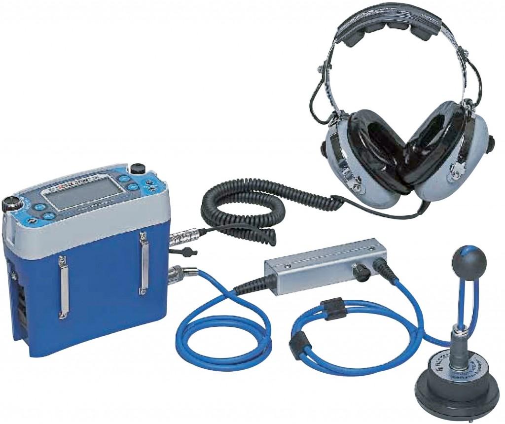Leak Detecting Equipment