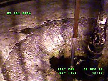 Hanford Storage Tank Water Leak