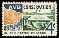Water-conservation-stamp-1960
